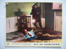 PIT OF DARKNESS-1961-MICHAEL BALFOUR-CRIME-THRILLER VG - $30.56