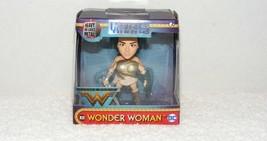 "Nib Jada Toys 2017 #M281 Metals Die Cast Wonder Woman 2.5"" Mini Action Figure - $8.99"