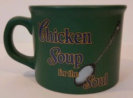 Chicken Soup for the Soul Oversized Collectible Cup Mug Bowl 16oz 2005 G... - $12.19