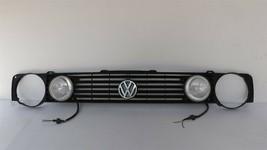 Volkswagen VW Mk1 Rabbit Golf Cabrio 4-Light Hella Grill Grille 88-93 image 1