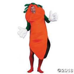 Primary image for SALES4YA Adult-Costume Carrot Adult Costume Halloween Costume - Most Adults