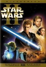 Star Wars II - 2X DVD ( Ex Cond.) - $10.80