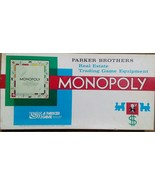*Complete* Vintage Monopoly  Real Estate Trading Board Game Parker Broth... - $13.86