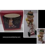 Hallmark KEEP ON MOWIN Keepsake Ornament 1994 NIB - $14.99