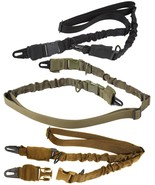 Tactical Hunting Rifle Durable Sling Convertible 2 Point or 1 Point - $19.99