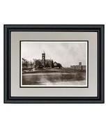"Schooner Bay Co. 11"" x 14"" Clemson University - Tillman & Godfrey Ha... - £46.52 GBP"