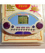 Tiger Electronic Lcd Game Family Feud 1997 In Package - $27.02