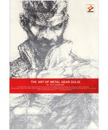 THE ART OF METAL GEAR SOLID analytics illustration art book - $164.68