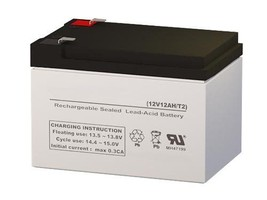 12V 12AH F2 Terminal APC RBC4 UPS Battery Replacement By SigmasTek - $32.46