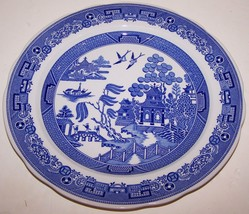 "Gorgeous Spode England Blue Room Collection Willow 10"" Plate - $11.87"