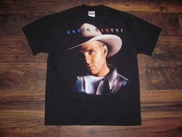 Garth Brooks Fresh Horses World Tour T-Shirt size Large Country Music - $8.54