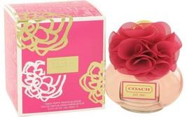 Coach Poppy Freesia Blossom 3.4 Oz Eau De Parfum Spray image 2
