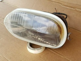 81-91 JAGUAR XJS Euro Glass Headlight Lamp Driver Left LH image 1