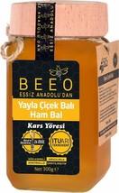 turkish FLOWER BEE honey ORGANIC HONEY NEW harvested 2018 300 gram KARS ... - $69.29