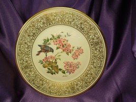 Vintage 1975 Lenox Limited Edition Boehm Birds Plate American Restart Co... - $19.80