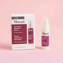 Murad Revitalixir Recovery Serum 0.17 OZ / 5 ML for Face and Eyes NIB - $9.89