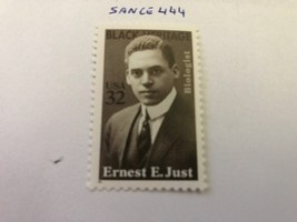 United States Ernest Just mnh 1996     stamps  - $1.20