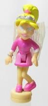 2001 Polly Pocket Doll Vintage Lot Diamond Wonderland - Fairy Polly Matt... - $6.00