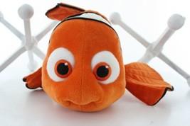 "Disney Finding Nemo NEMO Clown Fish Plush Stuffed Animal Toy Doll 16"" - $15.83"