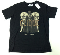 Eleven Paris Star Wars Clique Graphic Tee, Size XL, MSRP $65 - $29.69