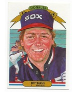 1983 Donruss Chicago White Sox Team Set With Carlton Fisk - $2.65