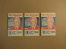 USPS Scott 1288Bc 15c Oliver Wendell Holmes 3 Books 1978 72 Stamps Mint ... - $46.61
