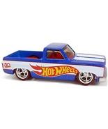 Hot Wheels - '83 Chevy Silverado: 50th Anniversary Wall Display Exclusiv... - $25.00