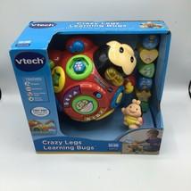 VTech Crazy Legs Learning Bugs - Developmental Baby Toy NEW - $15.83
