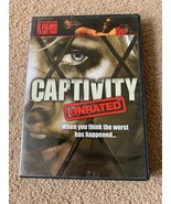 Captivity (Unrated Widescreen Edition) Elisha Cuthbert DVD TESTED - $4.50