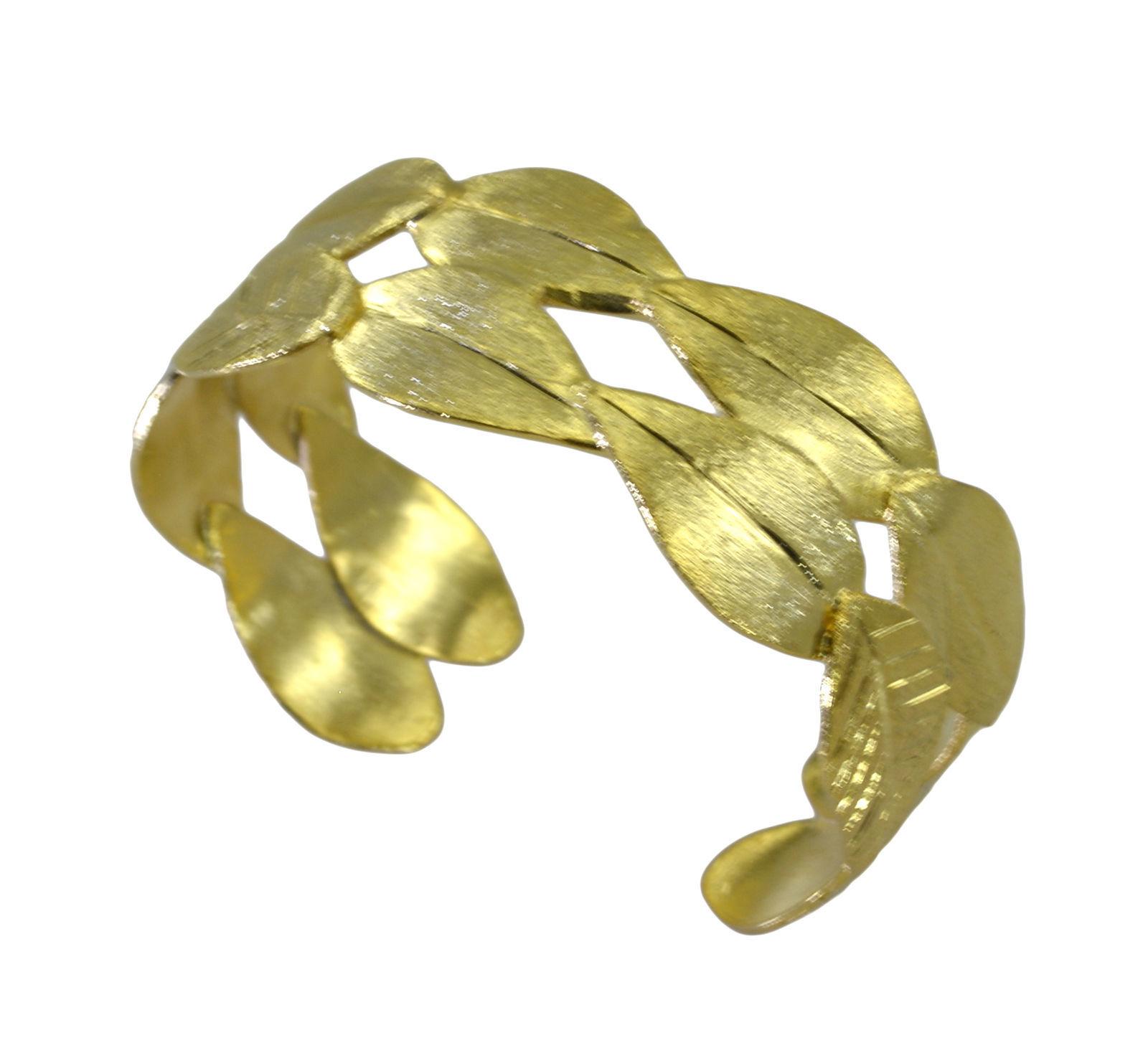 splendid Plain Gold Plated multi Bangle Glass jewellery US