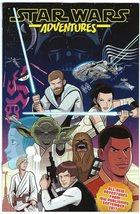 Star Wars Adventures #1 Promo Comic Book Derek Charm 2017 - $4.50