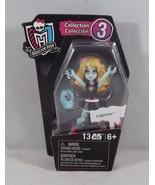 Mega Bloks Mattel Monster High Collection 3 Figure - New - Lagoona - $4.74