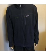 Men's Dogfish Head Craft Brewing Patagonia Full Zip Long Sleeve Fleece N... - $43.40