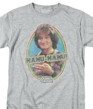Mork & Mindy distressed T-shirt retro 70s classic tv show Robin Williams CBS890 image 1