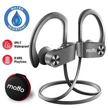 Moffo Wireless Headphones Sport HD Stereo in Ear Earbuds IPX7 Sweatproof... - $23.89