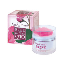 BioFresh ROSE OF BULGARIA Anti Age Cream Q10 Regenerative and Moisturisi... - $19.98