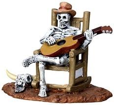 Lemax Spooky Town Rocking Chair Skeleton # 22003 - $706,97 MXN