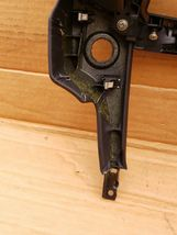 09-20 Nissan 370Z Z34 Radio Dash Bezel Trim For Navigation Display image 10