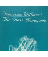 The Glass Menagerie Long Wharf Theatre 1986 Paul treat Williams Joanne W... - $29.69