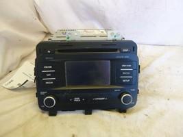 13 14 15 Kia Optima Radio Cd Player Eservices 96160-4U000CA CCT16 - $94.05