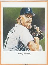 Seattle Mariners Randy Johnson Texas Rangers Juan Gonzalez 1997 Pinup Ph... - $1.99