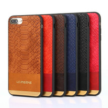 Crocodile Pattern Phone Case Back Cover Skin for iPhone 5 5S SE 6 6S 7 7 Plus - $9.07