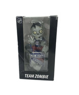 New York Rangers Team Zombie NHL Figurine Hockey Player Forever Collecti... - $23.34
