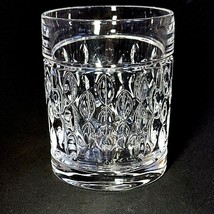 1 (One) RALPH LAUREN ASTON Cut Lead Crystal DBL Old Fashioned Glass-Signed - $15.19