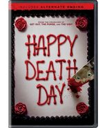 Happy Death Day DVD 2017 Brand New Sealed - $2.50