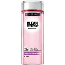 Maybelline New York Clean Express Classic Eye Makeup Remover, 4 Fluid Ounce - $6.99