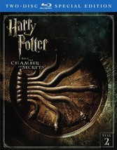 Harry Potter & The Chamber Of Secrets (Blu-Ray/Digital Hd)