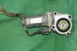 04-10 BMW E83 E53 X3 X5 Transfer Case 4WD 4x4 Shift Actuator Motor 0130008507 image 6
