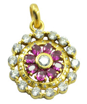 cute Multi Gold Plated Multi Pendant genuine casually US gift - $14.84