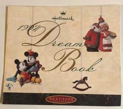 Hallmark Keepsake Dreambook 1997 Christmas - $9.89